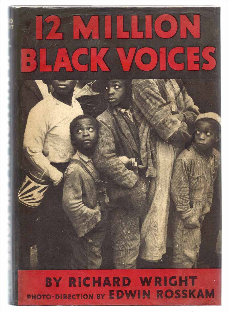 million black voices a folk history of the negro in the united 12 million black voices a folk history of the negro in the united states