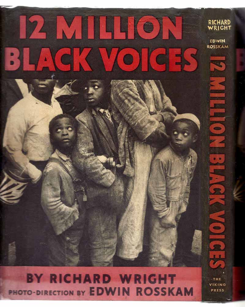12 million black voices a folk history of the negro in the united 12 million black voices a folk history of the negro in the united states