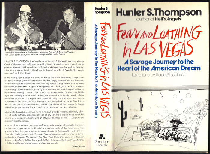 fear and loathing in las vegas american dream essay Summary and analysis of fear and loathing in the american dream is this is a sample summary and analysis of fear and loathing in las vegas.
