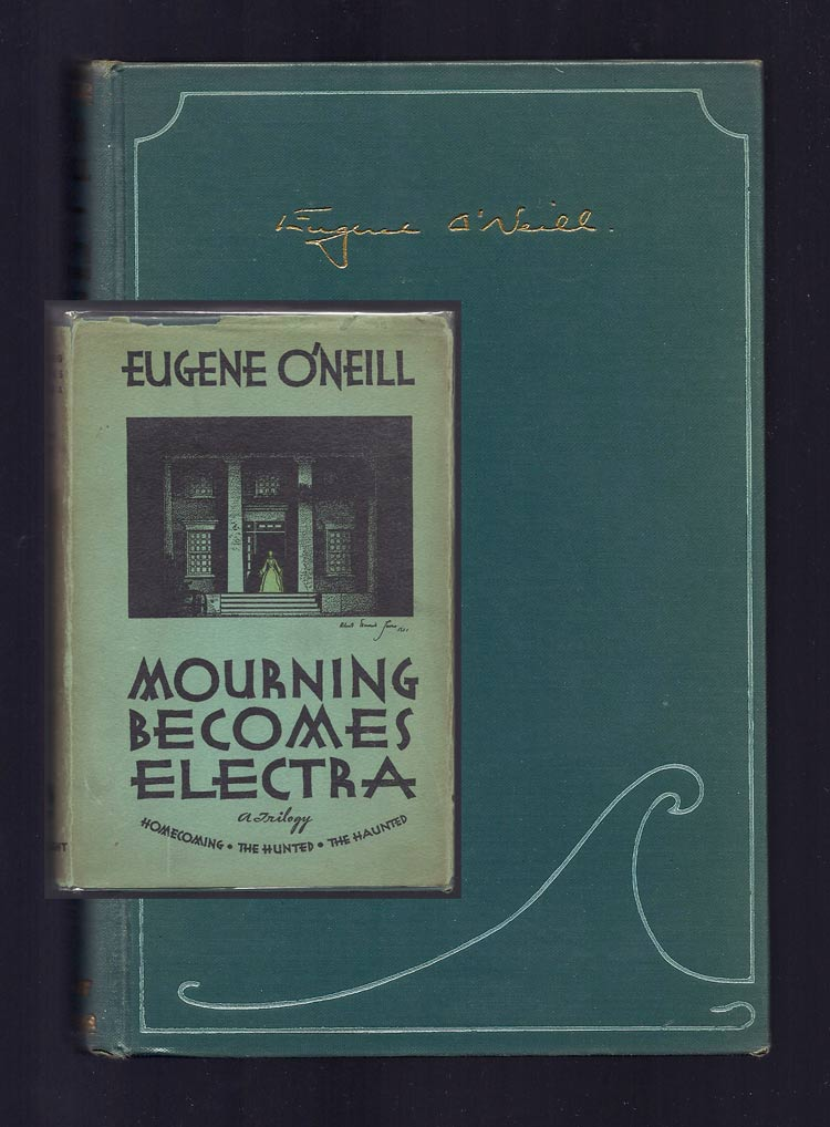 mourning becomes electra eugene oneill essay In the following essay,  eugene o'neill's mourning becomes electra is also, i think, properly named but here, despite the title,.