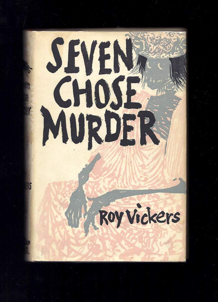 murder will out vickers roy