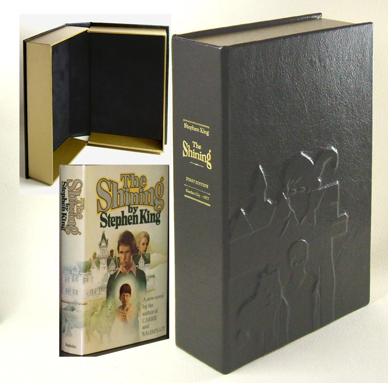 The Shining Custom Clamshell Case Only Stephen King