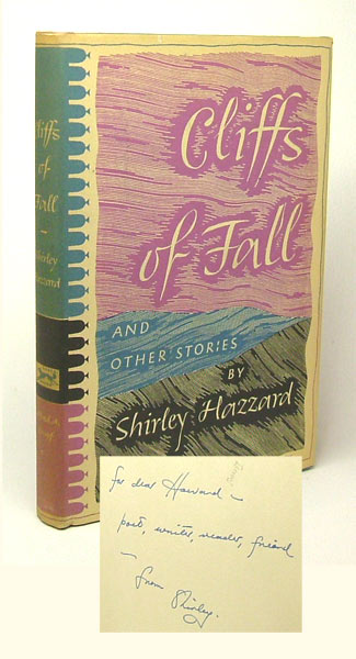 CLIFFS OF FALL. Shirley Hazzard