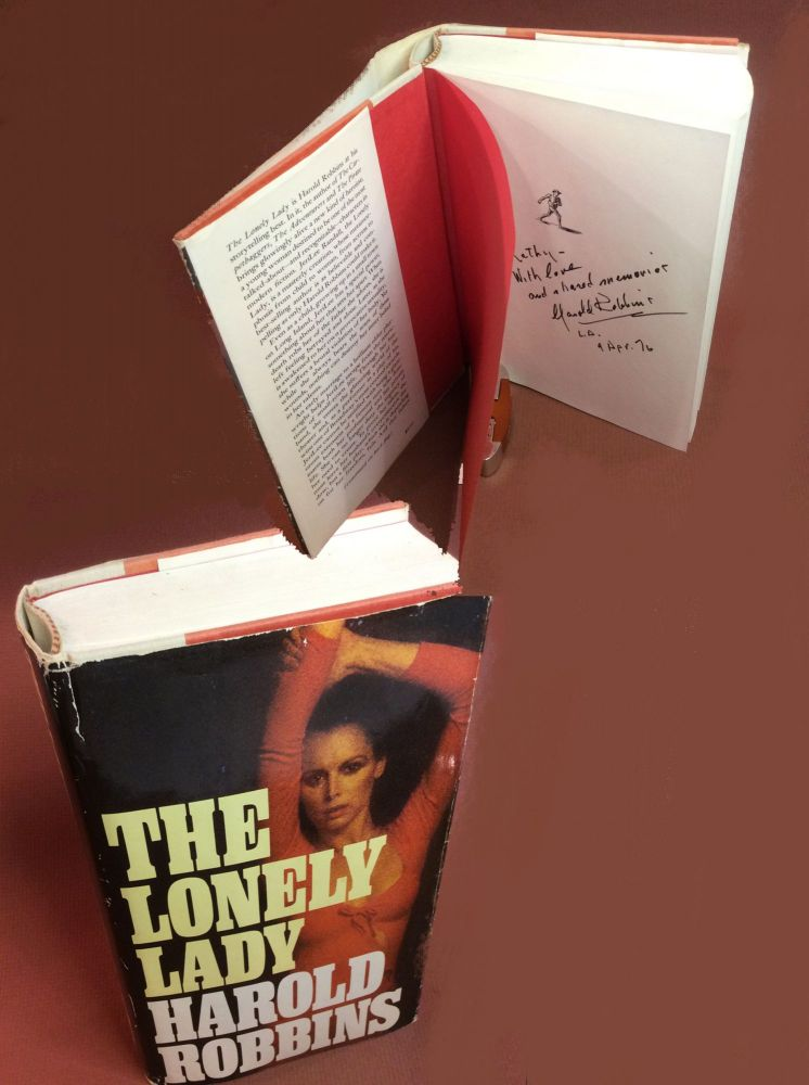 THE LONELY LADY. Harold Robbins