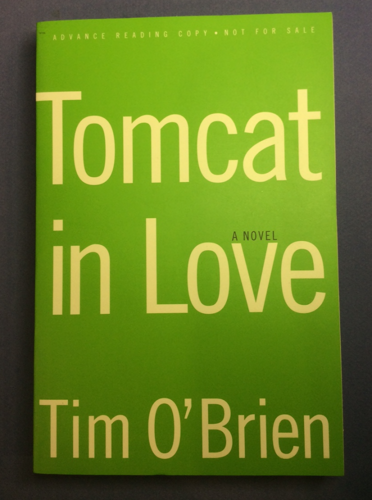 TOMCAT IN LOVE. Tim O'Brien