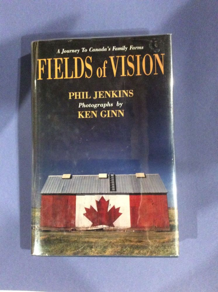 FIELDS OF VISION. Phil Jenkins