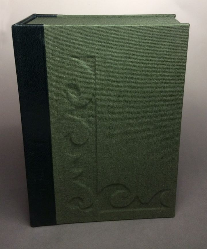 THE WAVES. Custom Slipcase (BOOK not included). Virginia Woolf