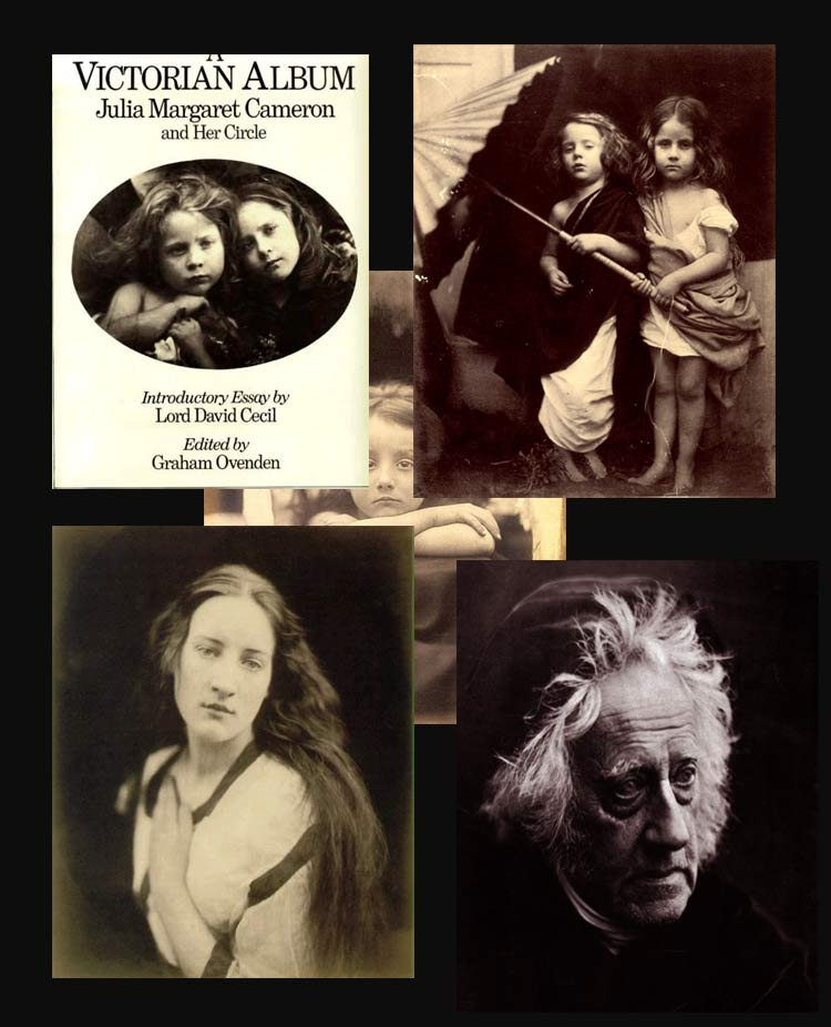 A VICTORIAN ALBUM. JULIA MARGARET CAMERON AND HER CIRCLE. Julia Margaret Cameron, Graham Ovenden