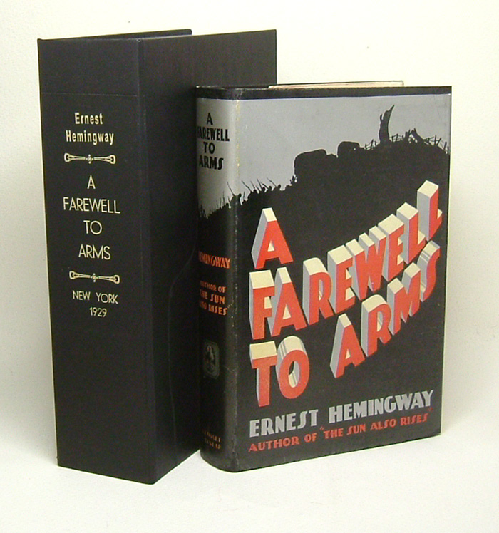 cover letter how to a farewell to arms ernest hemingway 21120 | 21120