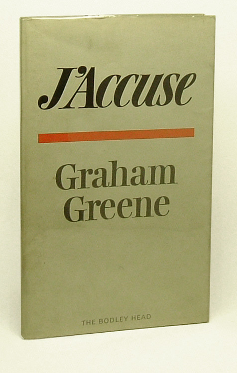 J'ACCUSE, The Dark Side of Nice. Graham Greene