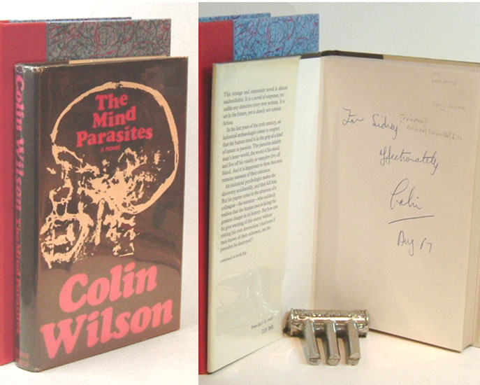 THE MIND PARASITES. Colin Wilson