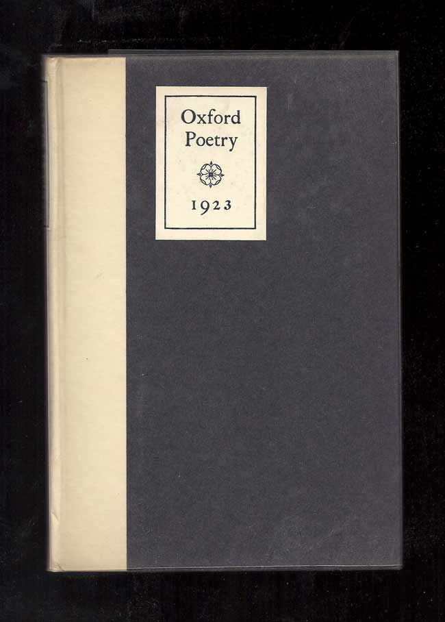OXFORD POETRY. 1923. Greene Graham.