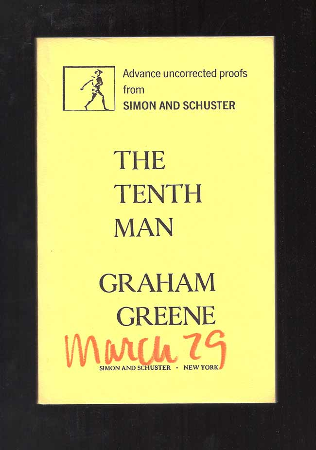 THE TENTH MAN. Graham Greene
