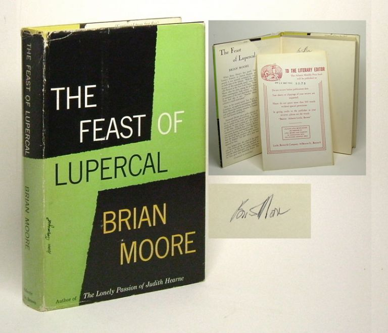 THE FEAST OF LUPERCAL. Signed. Brian Moore
