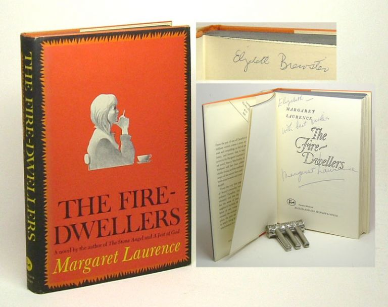 THE FIRE-DWELLERS. Signed. Margaret Laurence