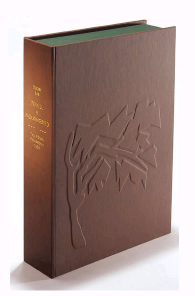 TO KILL A MOCKINGBIRD. Custom Clamshell Case Only. Harper Lee.