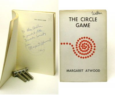 THE CIRCLE GAME. Margaret Atwood.