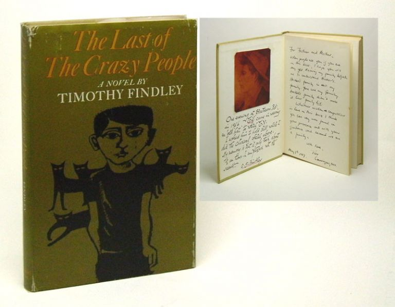 a literary analysis of timothy findley in famous last words Writing on trial: timothy findley's famous last canadian and postcolonial literature at the university of guelph, examines timothy findley's famous last words.