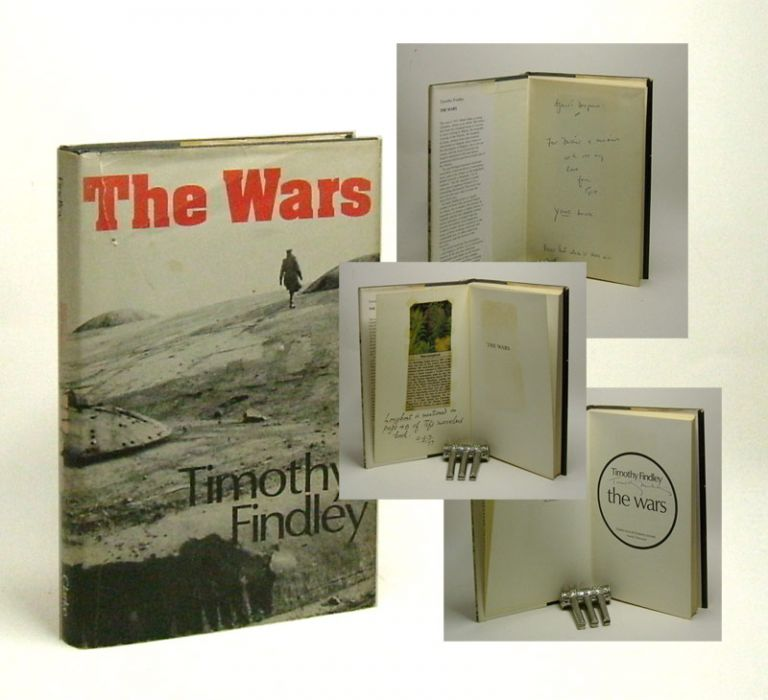 THE WARS. Timothy Findley