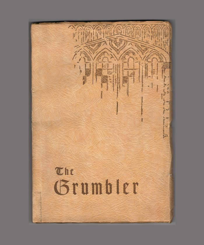 ROSS MACDONALD IN THE GRUMBLER. Kenneth Millar, Ross . Macdonald, Margaret Millar