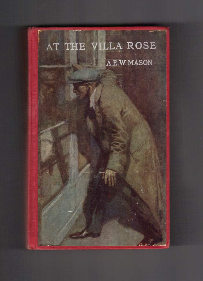 AT THE VILLA ROSE. A. E. W. MASON