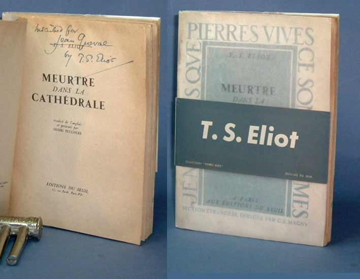 edition eliot essay new s selected t We are delighted to announce that volume 2 of the complete prose of t s eliot: the critical edition was awarded the  prose of t s eliot,  new criterion.
