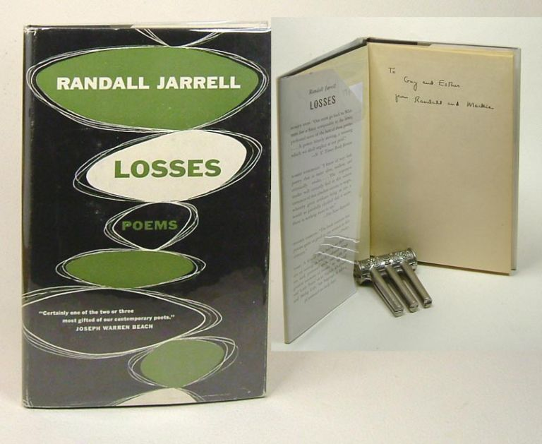 LOSSES. Signed. Randall Jarrell