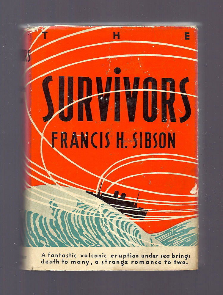 THE SURVIVORS. Francis Sibson, enry
