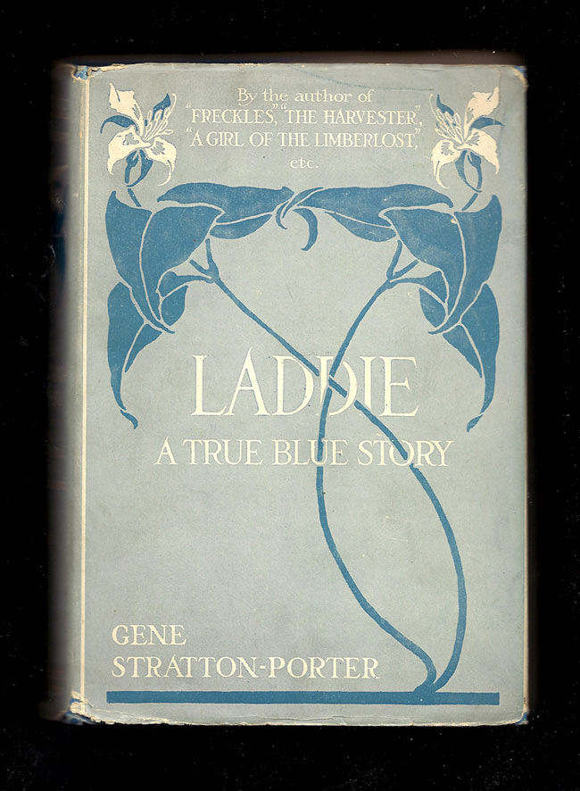 LADDIE. A True Blue Story. Illustrated by Herman Pfeifer. Gene Stratton-Porter