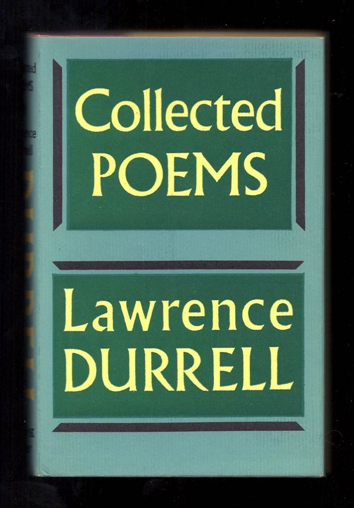 COLLECTED POEMS. Lawrence Durrell