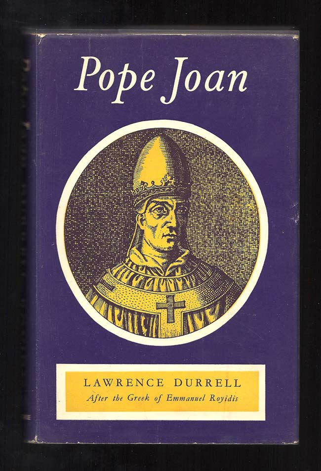 POPE JOAN. Lawrence Durrell
