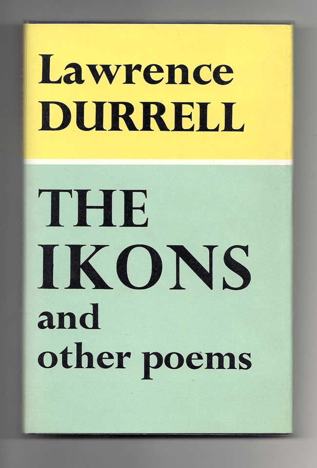 THE IKONS AND OTHER POEMS. Lawrence Durrell