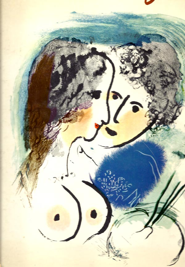 MARC CHAGALL: POSTER AND PERSONALITY. Chagall, Joseph K. Foster.