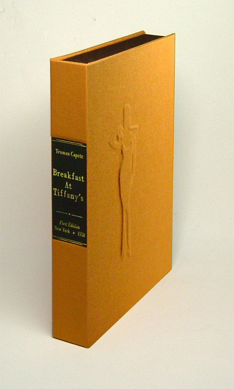 BREAKFAST AT TIFFANY'S. Collector's Clamshell Case Only. Truman Capote