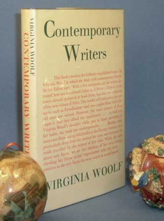 CONTEMPORARY WRITERS. Virginia Woolf.
