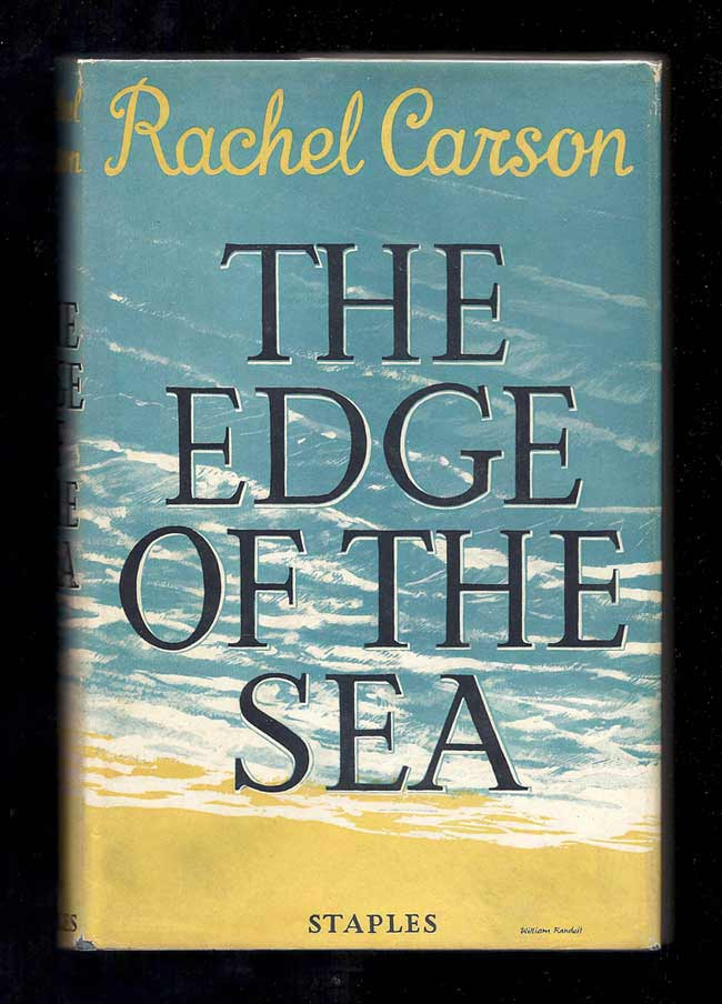 THE EDGE OF THE SEA. Rachel L. Carson