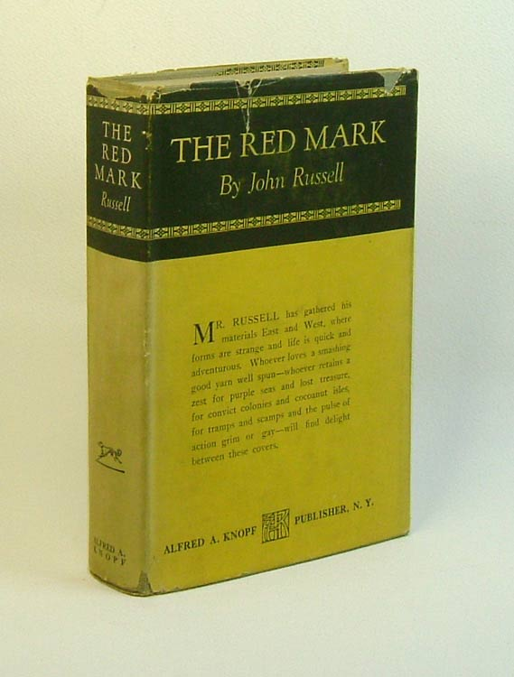 THE RED MARK. John Russell.