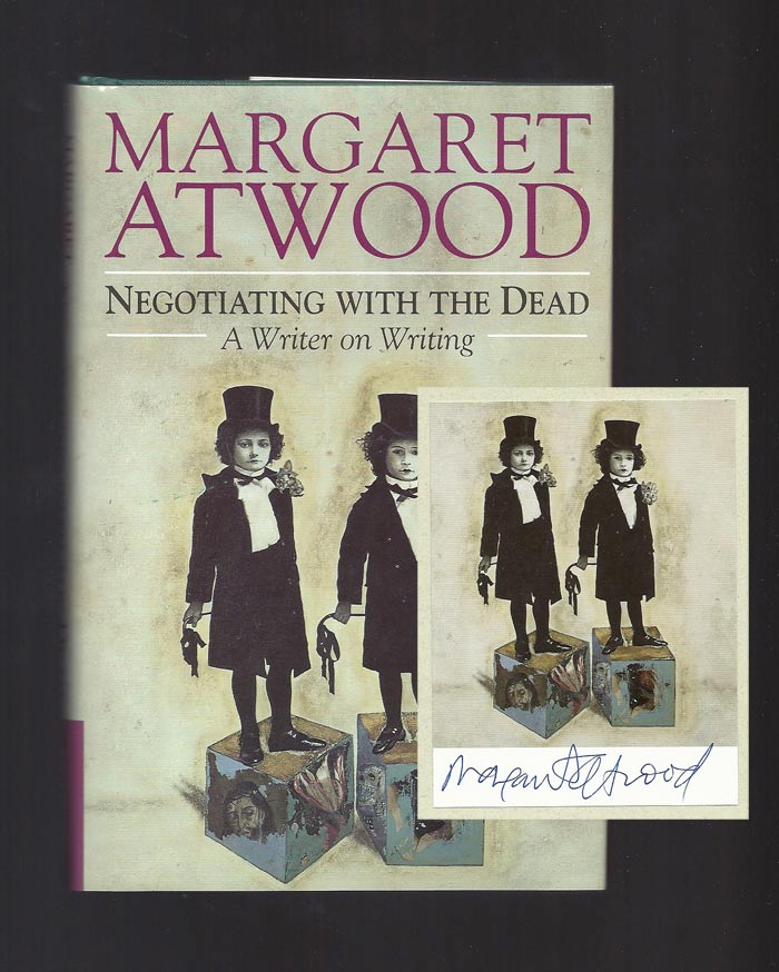 SIGNED THE PENELOPIAD by Margaret Atwood 2005 FINE UNREAD Handmaid's Tale