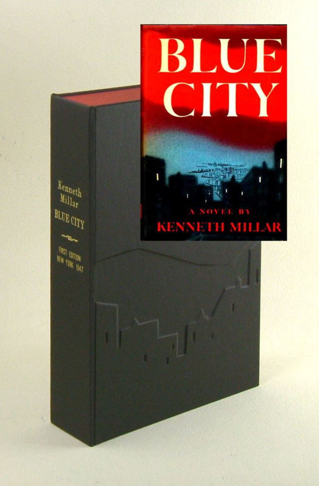 BLUE CITY. Kenneth Millar, Ross Macdonald