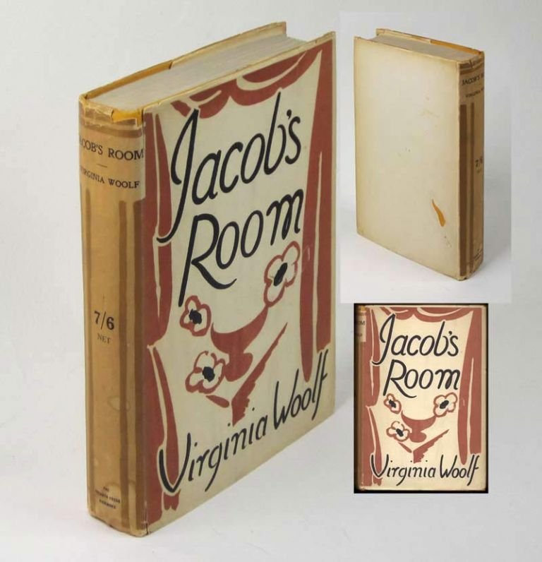 JACOB'S ROOM. Virginia Woolf.