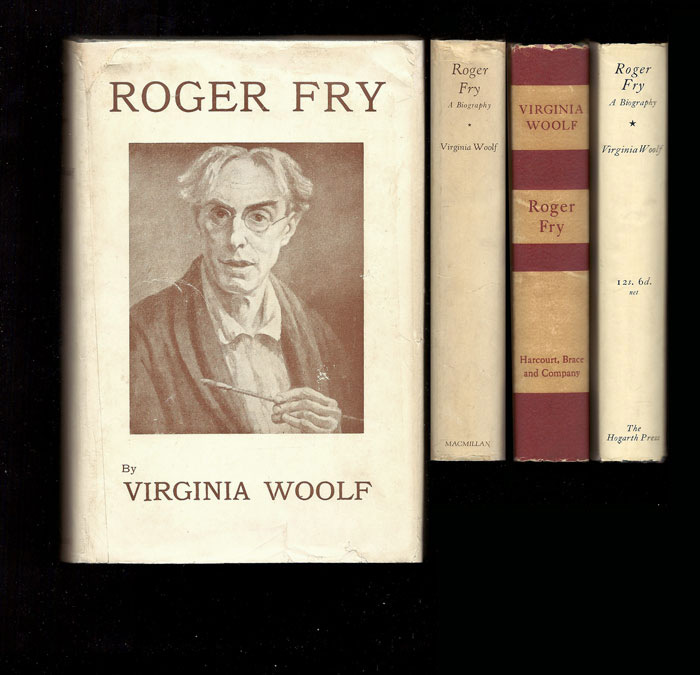 ROGER FRY. A Biography. Virginia Woolf