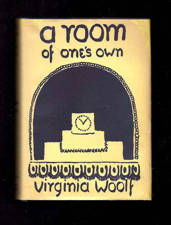 A ROOM OF ONE'S OWN. Virginia Woolf