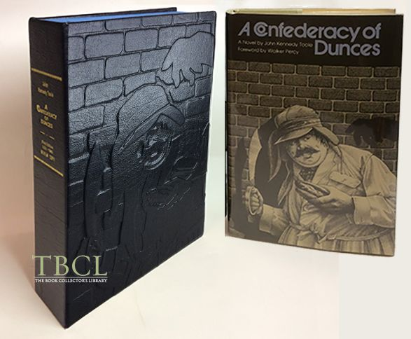 A CONFEDERACY OF DUNCES Custom Clamshell Case. John Kennedy Toole