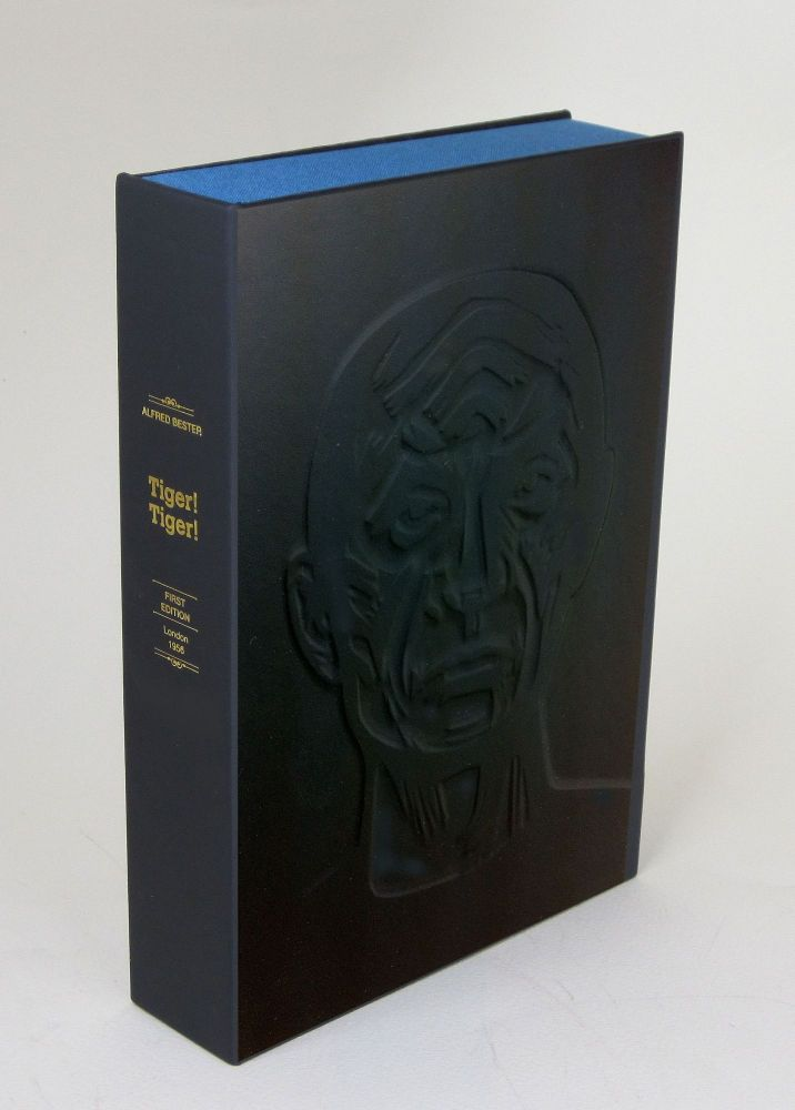 TIGER! TIGER! (Custom Clamshell Case Only Not a Book). Alfred Bester