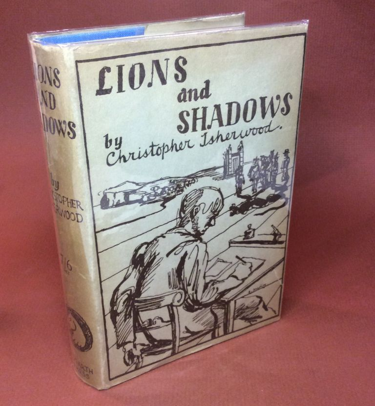 LIONS AND SHADOWS. An Education In The Twenties. Christopher Isherwood
