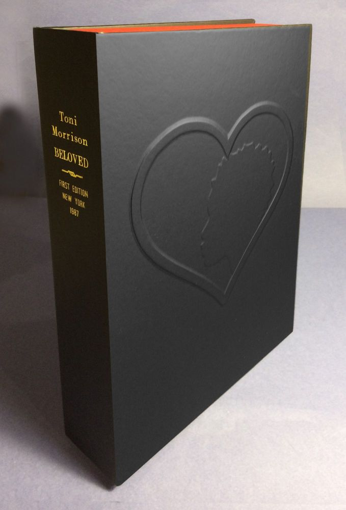 BELOVED [Collector's Custom Clamshell case only - Not a book]. Toni Morrison