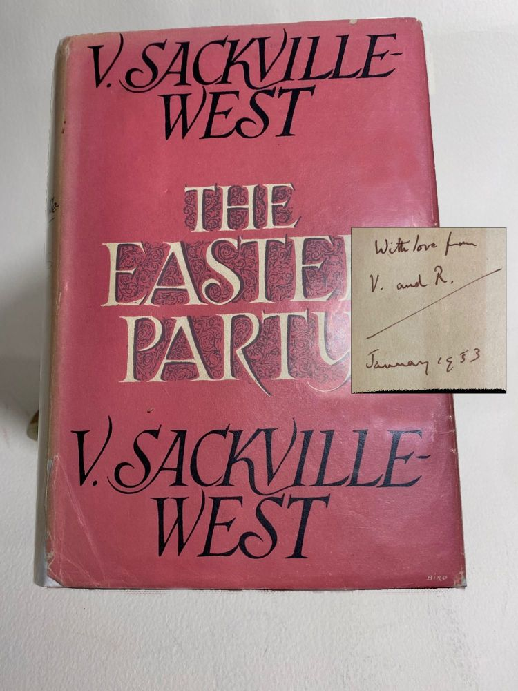 THE EASTER PARTY. Signed. Vita Sackville-West.