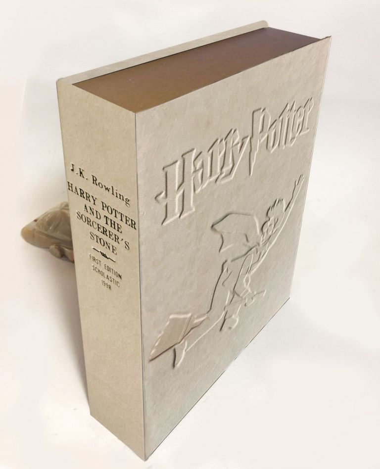 "HARRY POTTER AND THE SORCERER""S STONE (Collector's Custom Clamshell case only - Not a book and no..."