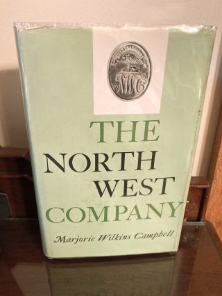 THE NORTH WEST COMPANY. Signed.